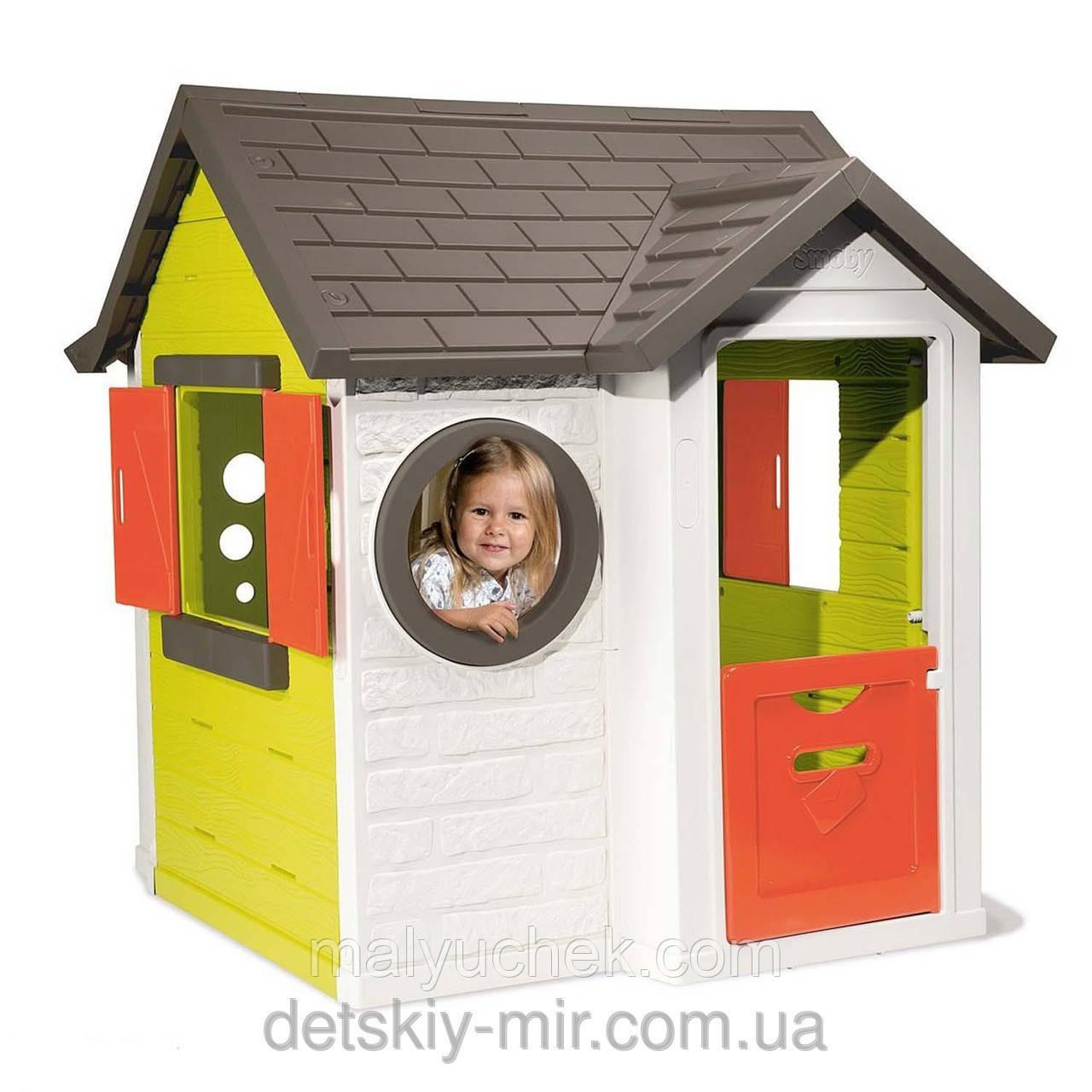 Будиночок лісника Smoby Toys Нео (810404)