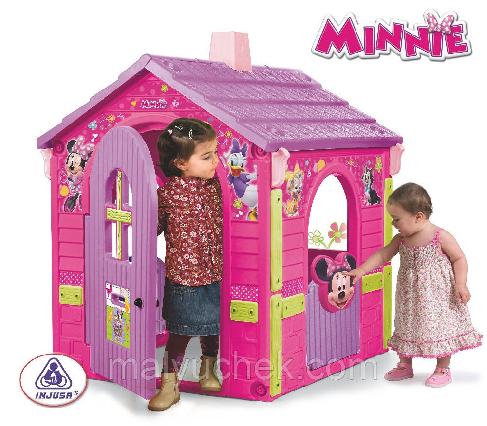 Детский домик Мышка Minnie Disney Injusa 20339