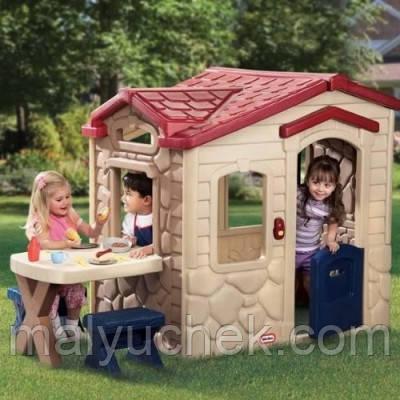Ігровий будиночок пікнік Little Tikes 170621