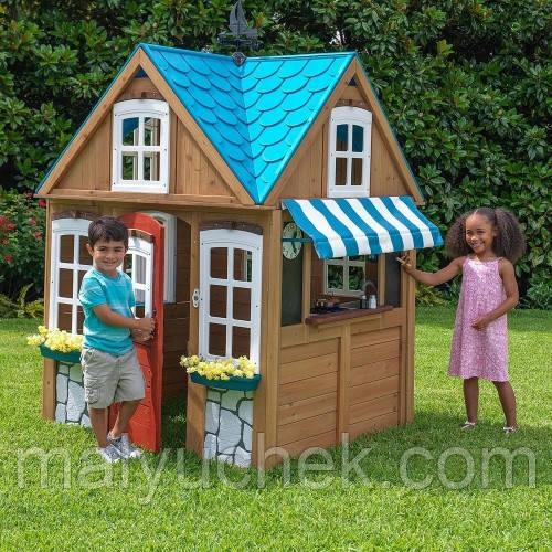 Деревянный игровой домик Kidkraft Stoneycreek (00402)