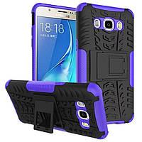 Чохол Armor Case для Samsung Galaxy J5 2016 (J510) Фіолетовий