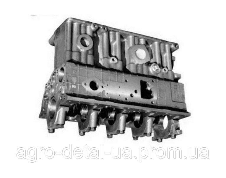 Блок цилиндров Д65-01-001-А двигателя Д 65 трактора ЮМЗ 6