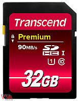 Kарта памяти Transcend SDHC 32 GB Class10 UHS-I 400X (TS32GSDU1)