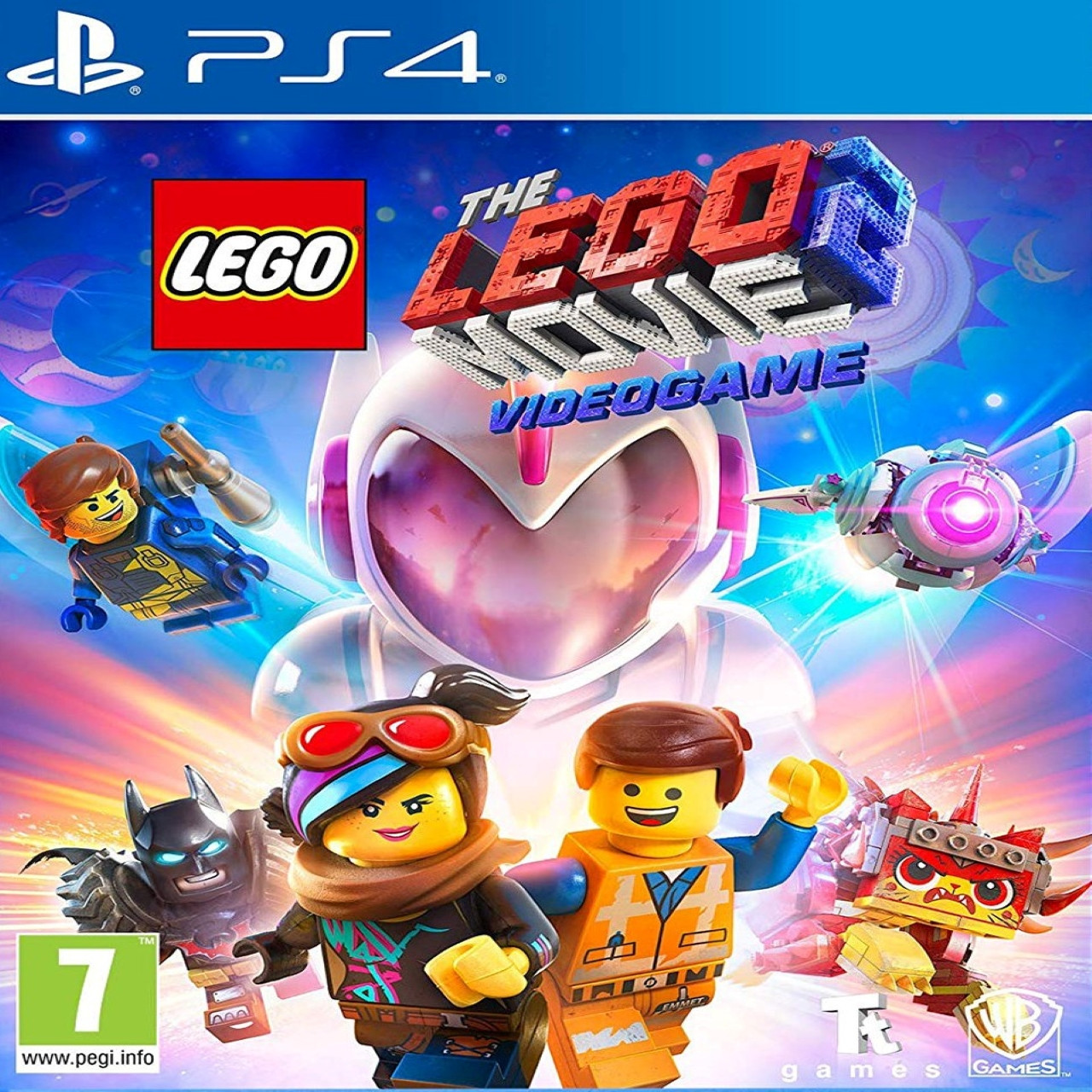 LEGO Movie 2 Videogame SUB PS4 (NEW)