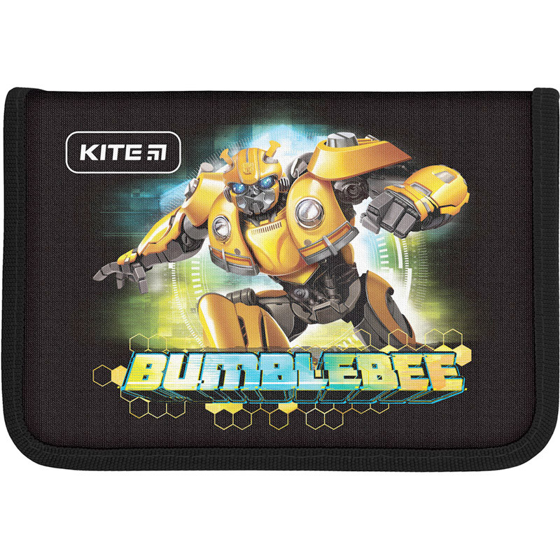 Пенал школьный Kite 621 Transformers BumbleBee Movie TF19-621-1