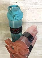Качественная бутылочка для воды, шейкер для спортивных коктейлей, спортивная бутылка с поилкой, SO - Kid