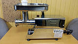 Мясорубка промышленная Vektor-TF8 пр-ть до 80 кг/чаc, фото 6