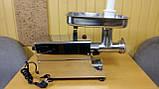 Мясорубка промышленная Vektor-TF8 пр-ть до 80 кг/чаc, фото 8