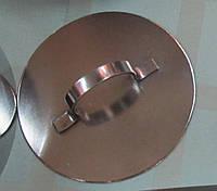Прес для гарниров круглый d7,6 см нержавейка Steelay