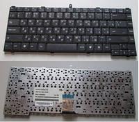 Клавіатура для ноутбука iRU 1514, 1714 чорна бу