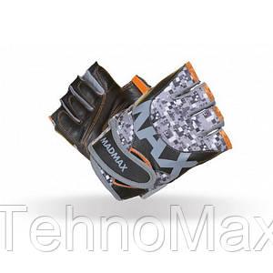 MTI83.1 Workout Gloves MFG-831 grey/orange