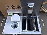 Мясорубка слайсер промышленная (два в одном) Vektor- DGQ-D 333 кг/час, фото 5