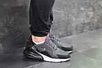 Мужские кроссовки Nike Air Max 270 (серые), фото 4