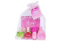 Бьюти-мешочек с блокнотиком Nomi Cosmetics (подарочный набор №20)