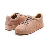 Натуральные женские весение  ботинки Loro Piana, фото 6