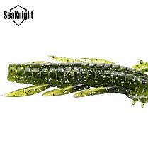 SeaKnightSL0196pcs10g101.5mm/ 4 '' Soft Рыбалка Lure Worm Swinging Tail Рыбалка Bait - 1TopShop, фото 2