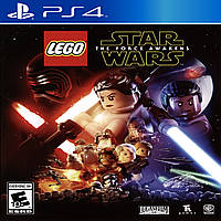 Lego Star Wars The Force Awakens SUB PS4 (NEW)