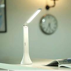 Светодиодная лампа Remax RL-E180 LED Lamp с аккумулятором. Настольная портативная Led лампа Remax