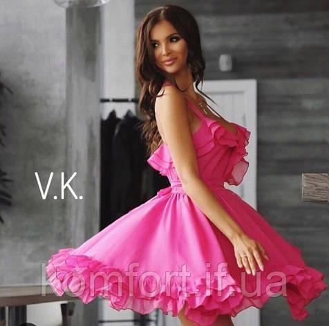 Платье шифон, фото 2