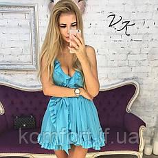 Платье шифон, фото 3