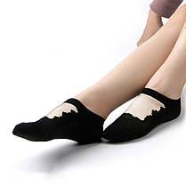 Женское Пустотелый дышащий хлопок Кружева Низкий разрез Спортивный Non Slip Sock - 1TopShop, фото 2
