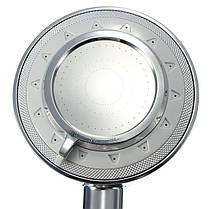 Ванная комната серебро портативный экономия воды душ напор - 1TopShop, фото 3