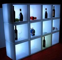 LED барная стойка с подсветкой Noblest Art  для праздничных событий, световых шоу (LY3079)