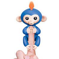 Игрушка интерактивная Happy Monkey Синяя (1000)