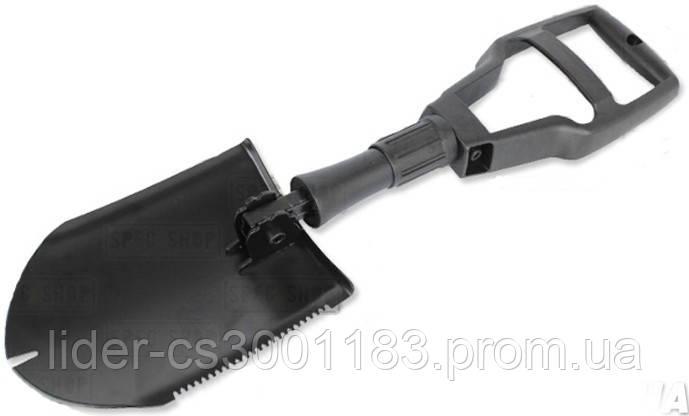 Сапёрная складная лопата Mil-Tec Typ Gen. II - Z pokrowcem (15522100)