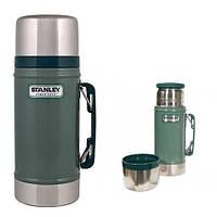 Термос пищевой STANLEY  0,7 L - Зеленый (10-01229-020), фото 1