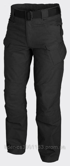Брюки (штаны) Helikon-Tex Urban Tactical Pants Black regular (SP-UTL-PC-01)