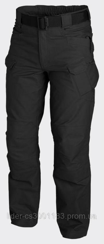 Брюки (штаны) Helikon-Tex Urban Tactical Pants Black Long (SP-UTL-PR-01)