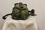 Тактическая универсальная (набедренная) сумка SWAT Olive (229-olive), фото 4