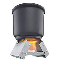 Горелка твердотопливная Esbit Pocket stove LARGE 12 X 14гр