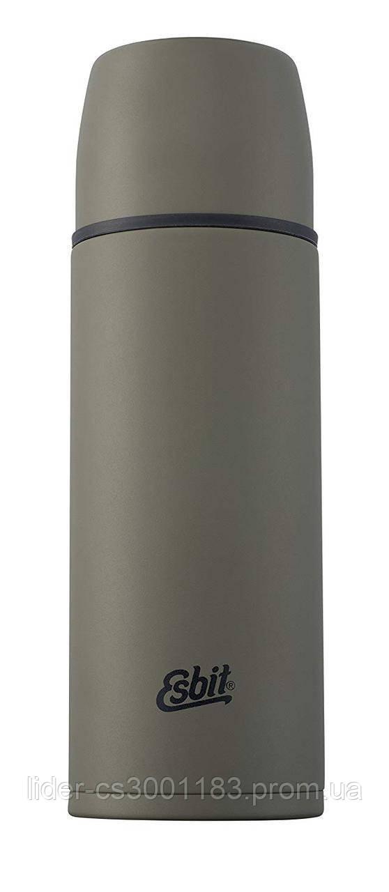 Термос туристический Esbit VF1000ML-OG - олива (1 л)
