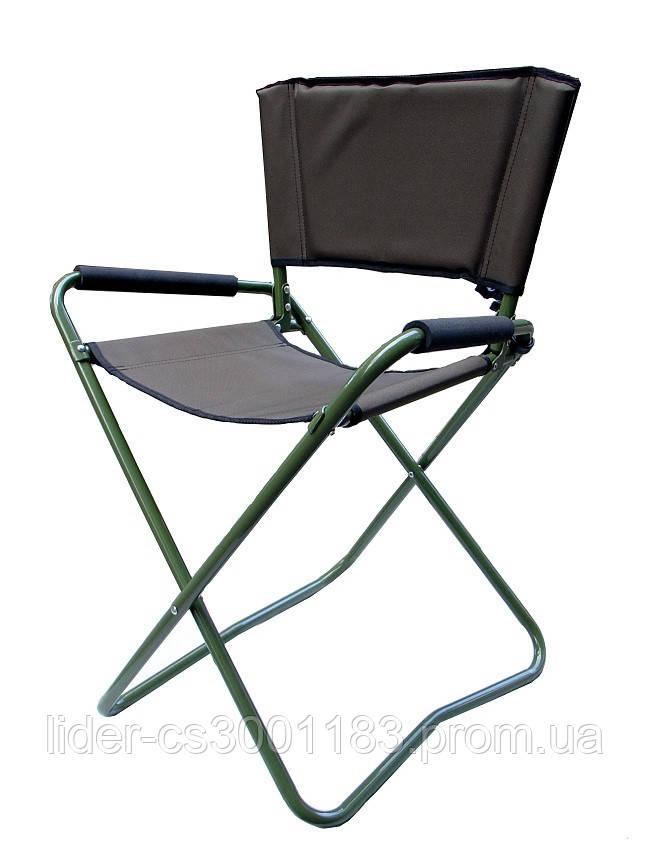 Кресло складное Elektrostatyk F10 (нагрузка до 100 кг)