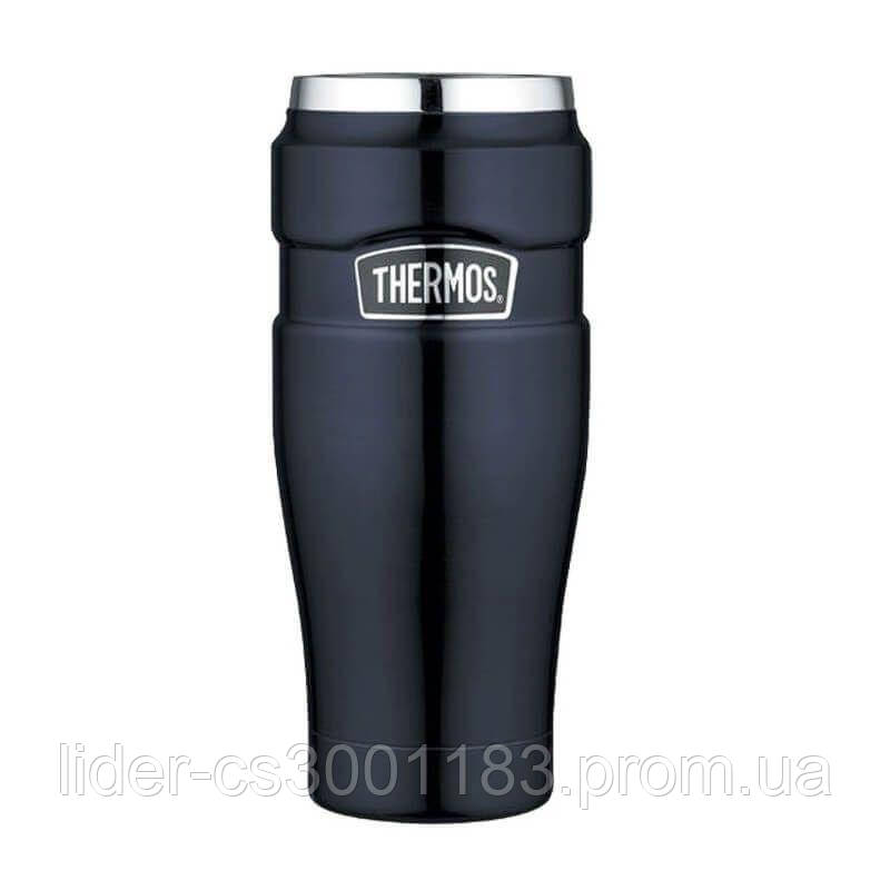 Термокружка Stainless King Travel Tumbler, Midnight Blue, 470 ml 160020