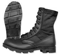 Тактические ботинки (берцы) US MIL-TEC Jungle Panama Tropical Boots Black 12826002, фото 1