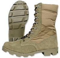 Тактические ботинки (берцы) MIL-TEC - US Panama Military Boots - Coyote Brown 12825005, фото 1