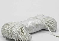 Верёвка лавсановая д.10 мм якорная,лодочная, фото 1
