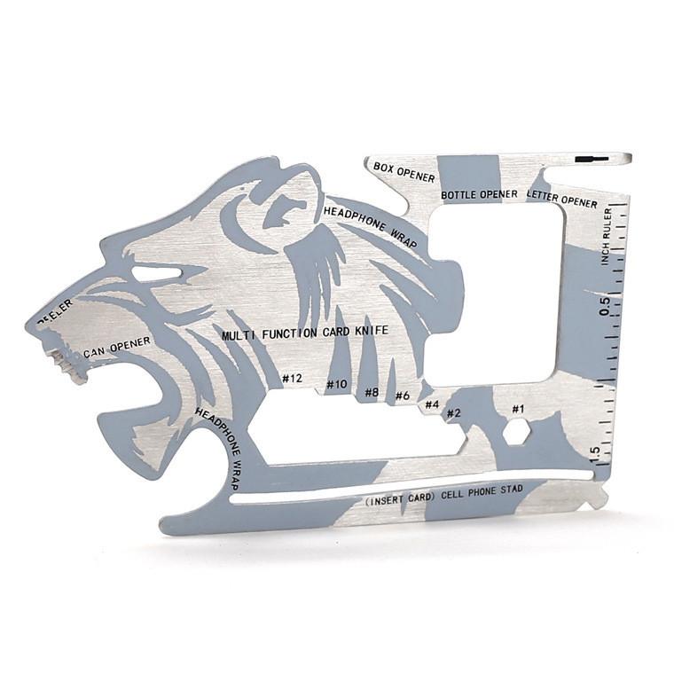IPRee Портативная карта EDC Инструмент Карманный ножей Multitool Card Multifunctions Нержавеющая сталь Outdooors Survival - 1TopShop