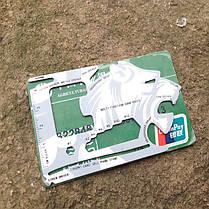 IPRee Портативная карта EDC Инструмент Карманный ножей Multitool Card Multifunctions Нержавеющая сталь Outdooors Survival - 1TopShop, фото 3