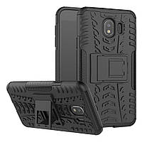 Чехол Armor Case для Samsung J400 Galaxy J4 2018 Черный