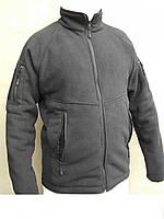 Тактическая куртка флисовая (с мехом) L, XL, XXL