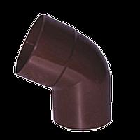 Колено трубы 100/60. Водосточная система Profil
