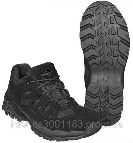Тактические кроссовки MIL-TEC Trooper Squad 2.5 Black (12823502) 45