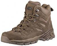 Тактические ботинки (берцы) MIL-TEC SQUAD STIEFEL 5 INCH Brown (12824009), фото 1