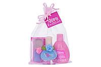 Бьюти-мешочек с тенями Nomi Cosmetics (подарочный набор № 52)