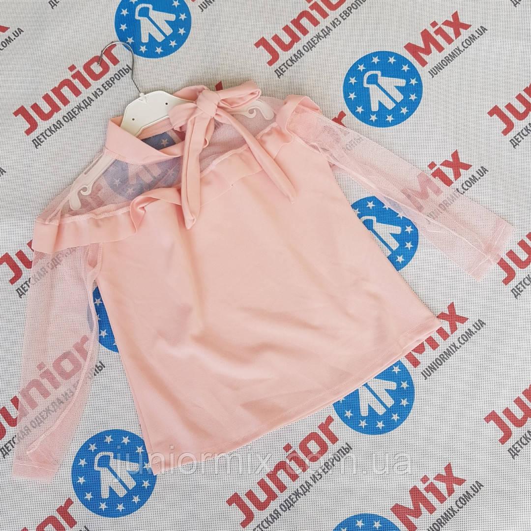 Детские блузки для девочек оптом  ITALY