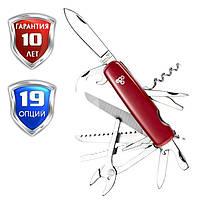 Нож Ego A01.13, красный, фото 1